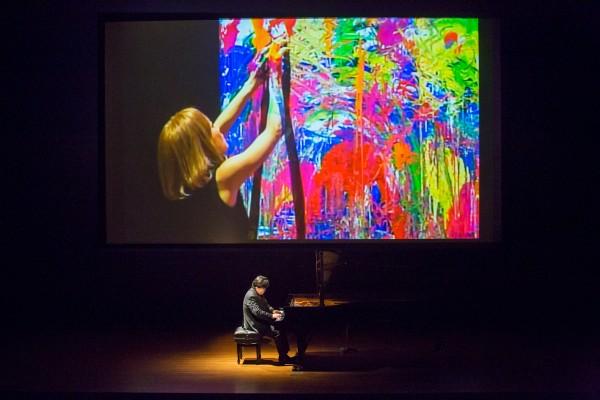 「中川賢一 featuring 越ちひろ〜Inspired by C.Debussy〜」提供:サントミューゼ