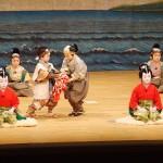 下條歌舞伎保存会 こども歌舞伎教室